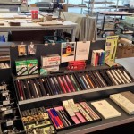 Buchbinderei-Zwang-B-Tintenroller-Stifte-Schreibgeraete-Papierladen
