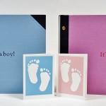 Buchbinderei-ZWANG-B-Handwerk-Foto-Alben-Kinder-Baby-Junge-Maedchen-Boy-Girl-Praegung-Karten-k